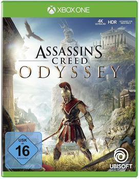 UbiSoft Assassins Creed Odyssey (Xbox One)