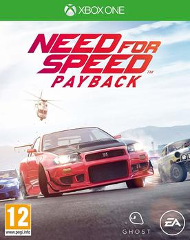 Microsoft Need for Speed Payback (PEGI) (Xbox One)