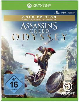 UbiSoft Assassins Creed Odyssey Gold Edition (Xbox One)