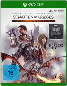 Warner Mittelerde: Schatten des Krieges Definitive Edition (Xbox One)
