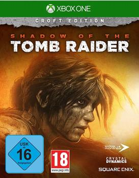 Square Enix Shadow of the Tomb Raider - Croft Edition Season Pass Xbox One