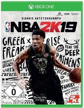 2K Games NBA 2K19 [Xbox One]