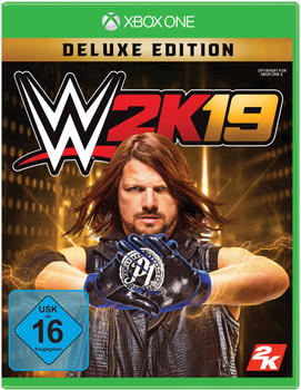 WWE 2K19: Deluxe Edition (Xbox One)