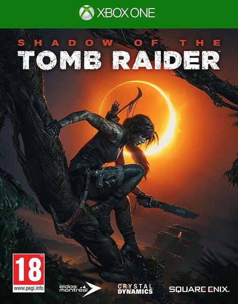 Square Enix Shadow of the Tomb Raider Xbox One Mehrsprachig Videospiel