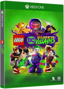 Warner LEGO DC Super-Villains (Xbox One)