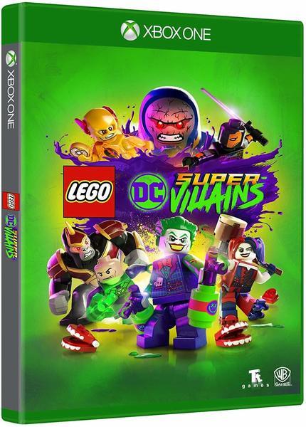 Warner LEGO DC Super-Villains (Xbox One)