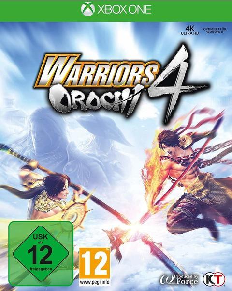 keine Angabe Warriors Orochi 4 Xbox One