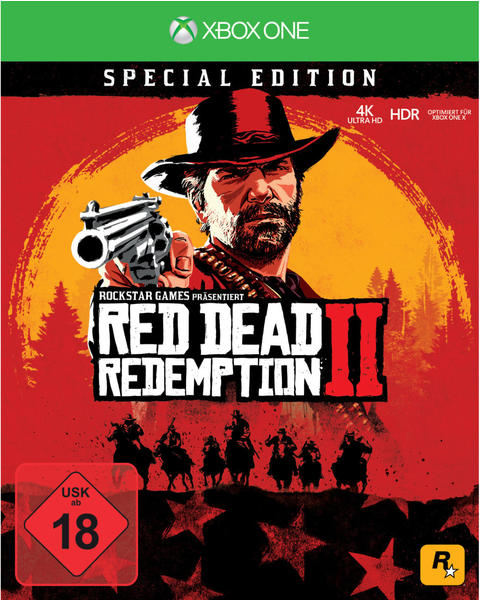 Rockstar Games Red Dead Redemption II - Special Edition (Xbox One)