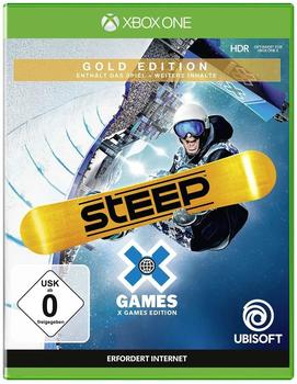 UbiSoft Steep X Games Gold Edition (Xbox One)