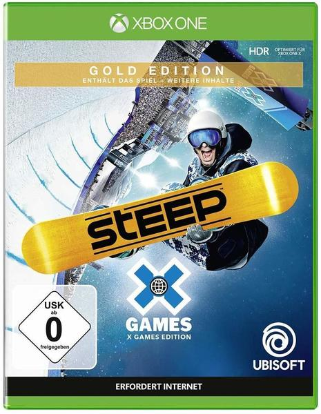 Steep: X Games - Gold Edition (Xbox One)