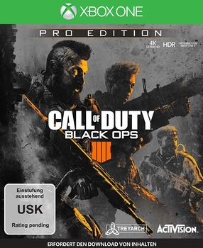 Activision Blizzard Call of Duty: Black Ops 4 Pro Edition - [Xbox One]