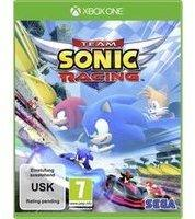 Sega TEAM SONIC RACING Xbox One USK: 0
