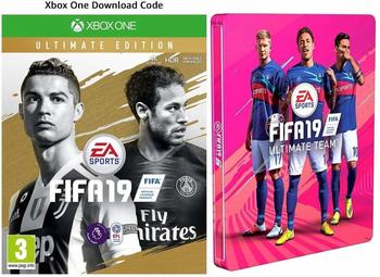 Electronic Arts FIFA 19 - Ultimate Edition (Download) (Xbox One)