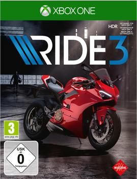 Bandai Namco Entertainment RIDE 3 (Xbox One)