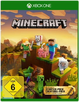 Ak tronic Minecraft Master Collection (Xbox One)