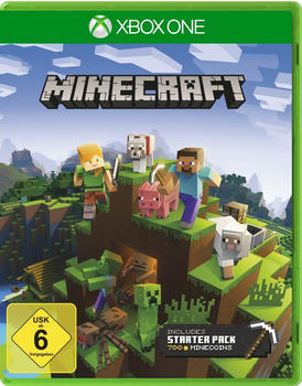Ak tronic Minecraft Starter Collection (Xbox One)