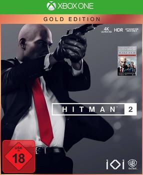 Warner Hitman 2 Gold Edition) [Xbox One]