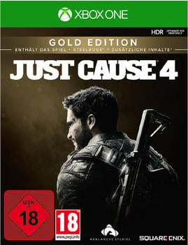 Just Cause 4: Gold Edition (Xbox One)
