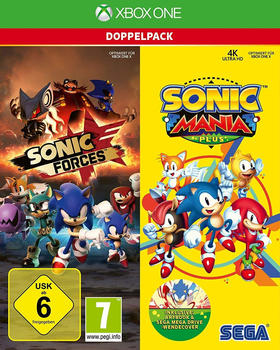 Sonic Mania Plus + Sonic Forces - Doppelpack (Xbox One)