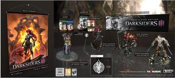 THQ Nordic GmbH Darksiders III Apocalypse Edition (XONE)