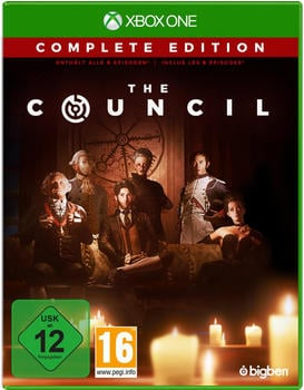 The Council: Complete Edition (Xbox One)
