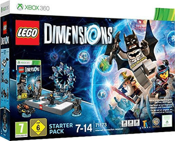 keine Angabe LEGO® Dimensions Starter Pack Xbox 360 USK: 6