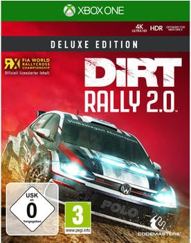 Codemasters Dirt Rally 2.0 Deluxe Edition Xbox One