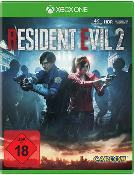 Capcom Resident Evil 2 [Xbox One)