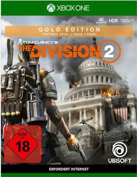 Tom Clancy's The Division 2: Gold Edition (Xbox One)