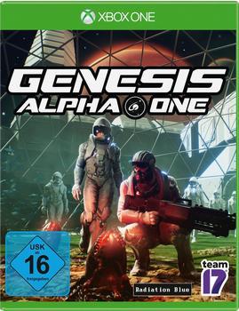 Microsoft Genesis Alpha One Xbox One USK: 16