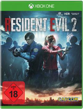 Resident Evil 2 (Remake) (Xbox One)