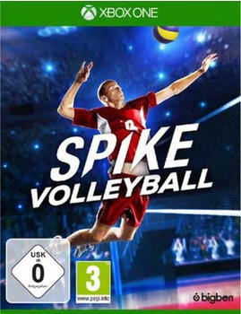 BIGBEN SOFTWARE Spike Volleyball