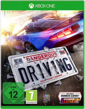 Game Dangerous Driving (Xbox One)