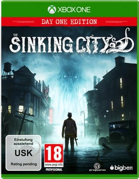 The Sinking City: Day One Edition (Xbox One)
