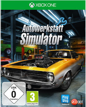 Microsoft Autowerkstatt Simulator Xbox One USK: 0