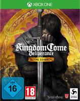 Deep Silver Kingdom Come: Deliverance - Royal Edition (USK) (Xbox One)