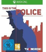 Nordic Games This is the Police, für Xbox One