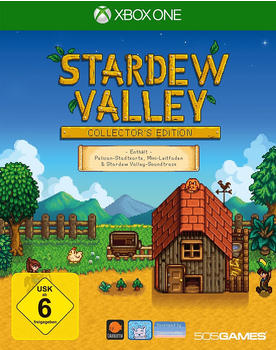 Stardew Valley: Collector's Edition (Xbox One)