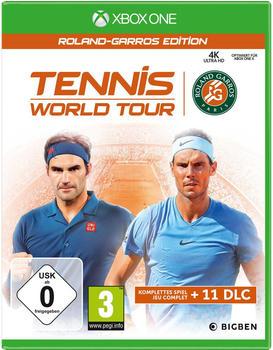 Tennis World Tour Roland-Garros Edition (Xbox One)