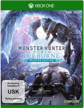 Monster Hunter: World - Iceborne - Master Edition (Xbox One)