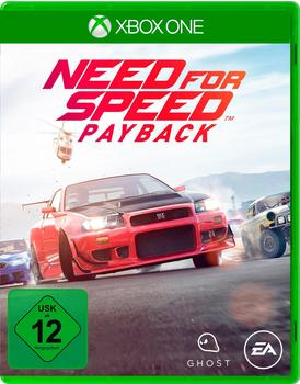 Electronic Arts Need for Speed: Payback Xbox One USK: 12