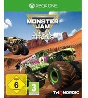 KOCH Media Monster Jam Steel Titans Xbox One Videospiel Standard Mehrsprachig