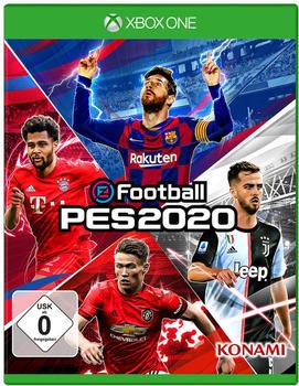 eFootball PES 2020 (Pro Evolution Soccer 2020) (Xbox One)