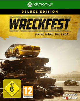 Wreckfest: Deluxe Edition (Xbox One)