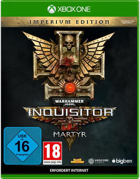 Warhammer 40.000: Inquisitor - Martyr - Imperium Edition (Xbox One)