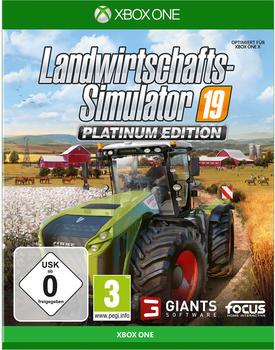 Astragon Landwirtschafts-Simulator 19 - Platinum Edition (USK) (Xbox One)