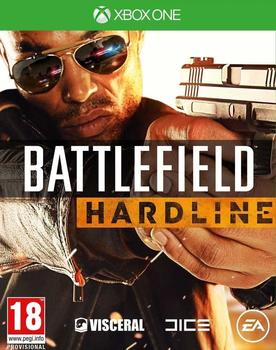 Electronic Arts Battlefield Hardline Videospiel Xbox One Standard