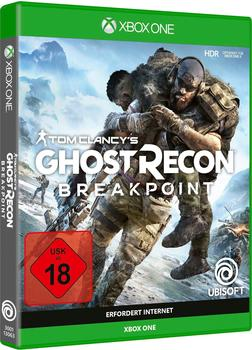 UbiSoft Ghost Recon Breakpoint (USK) (Xbox One)