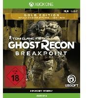 UbiSoft Ghost Recon Breakpoint - Gold Edition (USK) (Xbox One)