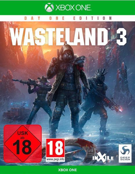 Deep Silver Wasteland 3 Day One Edition Xbox One]